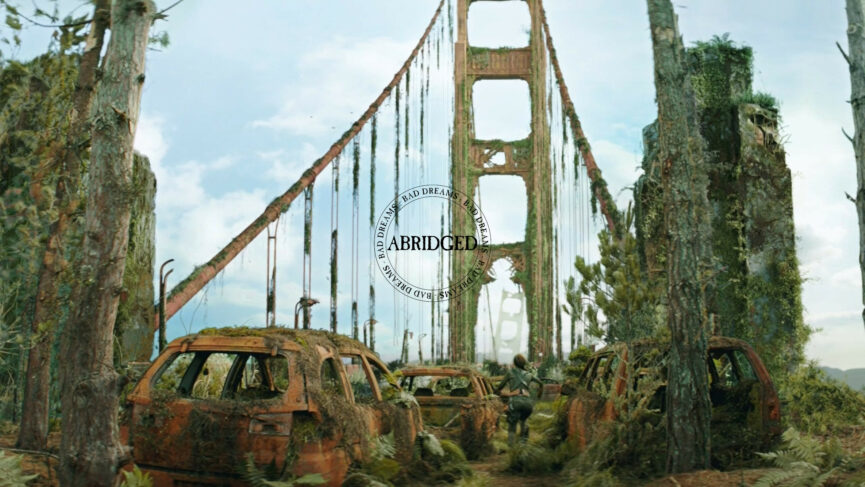 Dara Downey – The Golden Gate Bridge and the Ruins of the Future.